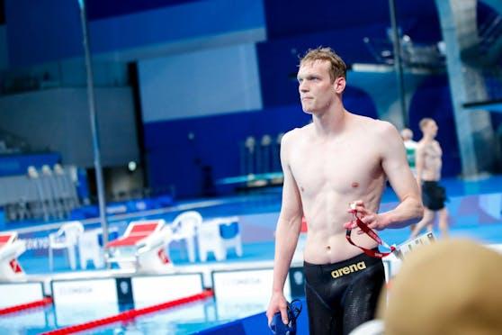 Felix Auböck verpasste die Olympia-Medaille.