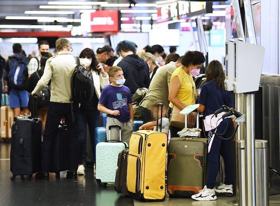 Vor allem mit Kindern gibt es bei der neuen Einreiseverordnung Sonderregelungen.