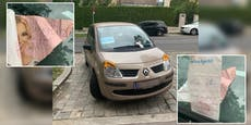 Unbelehrbarer Falschparker sorgt in Wien für Unmut