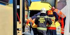 Schwerverletzter nach Unfall mit Wiener Lokalbahn