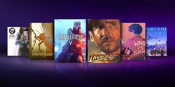Die kostenlosen Spiele mit Prime im August 2021.
