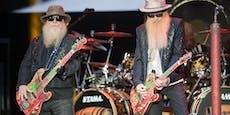 """ZZ Top""-Bassist Dusty Hill (72) ist gestorben"
