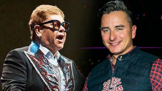 Elton John, Andreas Gabalier