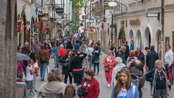 Salzburg ist die Hochburg der Impf-Skeptiker.