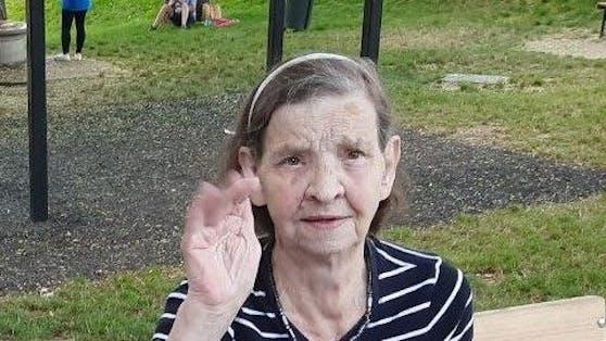 Die 82-Jährige wird seit 25. Juli vermisst.