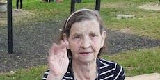 Seniorin aus Heim vermisst, weiter keine Spur