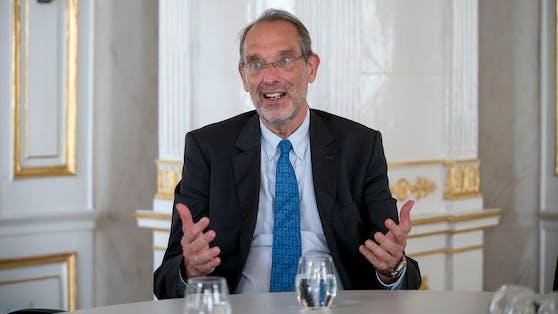 Bildungsminister Faßmann kündigte neue Maßnahmen zum Aufholen der coronabedingten Leistungsrückstände an.