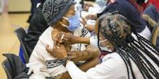 Zahl der Covid-Infektionen in Afrika sinkt leicht