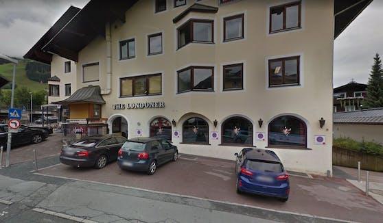 """Das Lokal """"The Londoner"""" in Kitzbühel"""