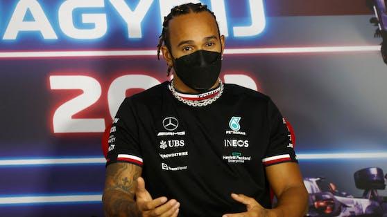 Lewis Hamilton übte scharfe Kritik an Ungarn-Premier Viktor Orbán.