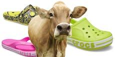 Kein Leder mehr! PETA-Award für Trend-Treter