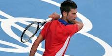 Kein Golden Slam! Djokovic im Olympia-Halbfinale out