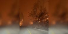 Wiener in Flammen-Inferno in der Türkei gefangen