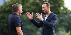 Austria-Boss Ortlechner: Mannschaft gibt Rätsel auf