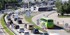 Kroatien-Reisende stehen jetzt mehrere Stunden im Stau