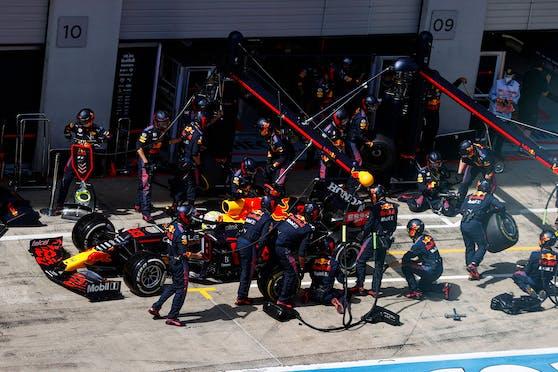 Red Bull feuert ein Crew-Mitglied
