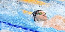 """Schwimmer klagt an: """"Dieses Rennen war nicht sauber"""""""