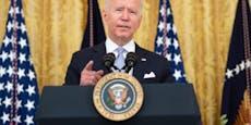 Biden-Rede zu Afghanistan: Kommen weitere US-Maßnahmen?