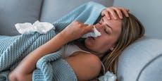 Wann uns die Grippe wieder einholt