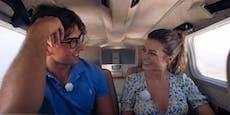 Erster Bachelorette-Kuss wird zum peinlichen TV-Fiasko