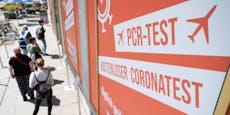 So viel kostet der Corona-Test in deinem Urlaubsland