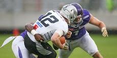 Vikings in der Austrian Bowl von den Raiders abserviert