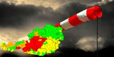 Warnung im Radio – Erste Gewitter treffen Österreich