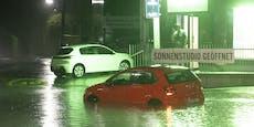 Wetter-Experten warnen vor neuen Starkregen-Gewittern