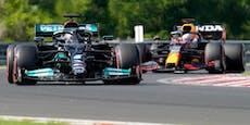 "Red-Bull-Ärger über ""Bummel-Taktik"" von Mercedes"