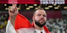 """Nach Bronze-Wurf: """"Hätte gern jeden im Stadion geküsst"""""""
