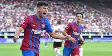Das sagt Demir über sein erstes Tor für Barcelona