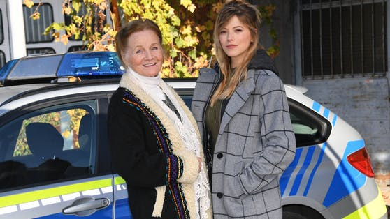 Ingrid Fröhlich und Mersiha Husagic im Oktober 2018