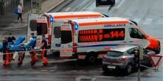 Pechvogel-Patientin braucht nach Unfall zweite Rettung