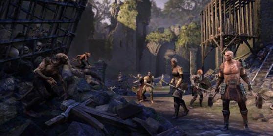 """""""The Elder Scrolls Online"""" – """"Waking Flame""""-Vorschau: Der Schreckenskeller."""