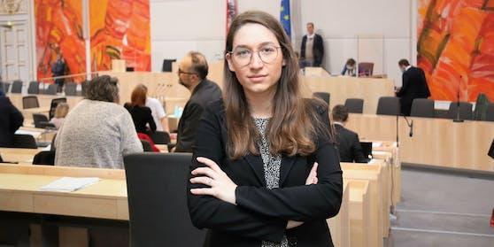 SPÖ-Umweltsprecherin Julia Herr