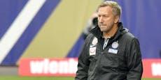 """Schmid nach 1:1: """"Eine tolle Reaktion der Mannschaft"""""""