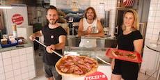 Das ist Wiens erste vollvegane Pizza im New York-Style
