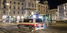 """""""ACAB"""" und 5 verletzte Polizisten bei Beisl-Randalen"""