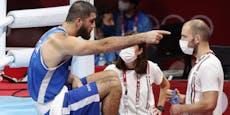 """""""Auszuck-Boxer"""" bei Olympia zu Unrecht disqualifiziert"""