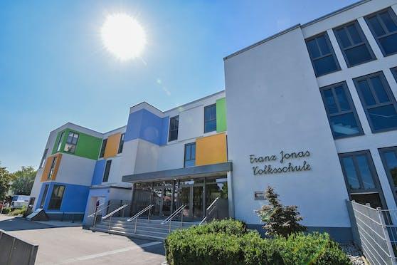 Die Ferienbetreuung wurde in die Franz Jonas Volksschule verlegt.