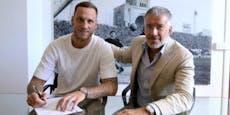 Endlich fix! Arnautovic hat bei Bologna unterschrieben