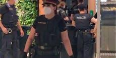 Tollpatsch-Dieb erbeutet bei Bank-Coup in Mall nur Laptop