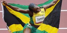 """Jamaika-Athletin: """"Österreich, adoptiere mich!"""""""