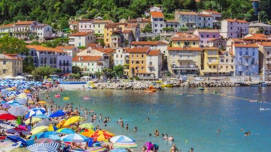 Balkan-Urlauber erwarten in den kommenden Tagen Temperaturen von bis zu 50 Grad