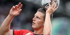 Die nächsten Europacup-Gegner von Sturm und Rapid