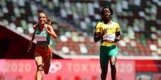 Arroganz-Anfall: Sprinterin verbummelt Halbfinal-Ticket