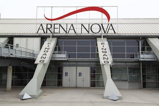 Die Impf-Aktion ging in der Arena Nova über die Bühne.