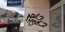 Nach Graffiti-Festival wurde sogar Polizei beschmiert