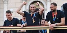 Europameister Chiellini verlängert bei Juventus