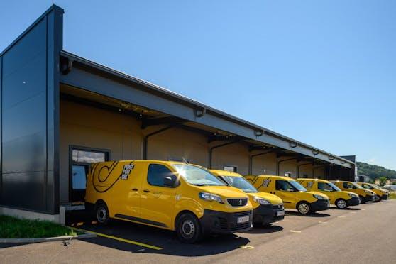 Neue Postbasis wurde eröffnet